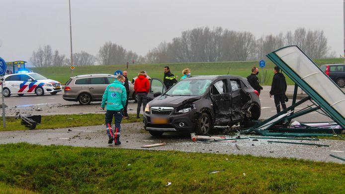 Het was een grote ravage in Zutphen