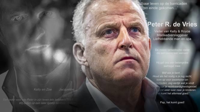 Lange rijen verwacht bij uitvaart Peter R. de Vries: 'Dat was zijn wens'
