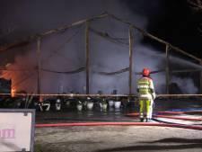 Streefbedrag nadert bij inzamelingsactie voor door brand getroffen manege in Lelystad