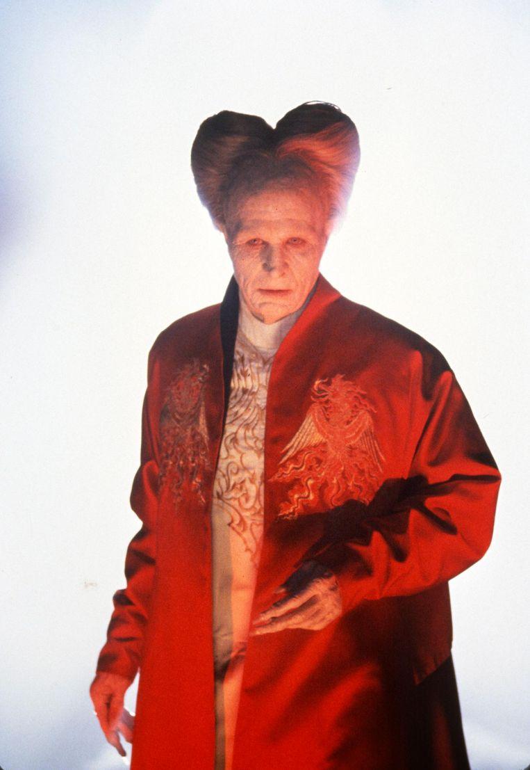 Gary Oldman als Dracula. Beeld