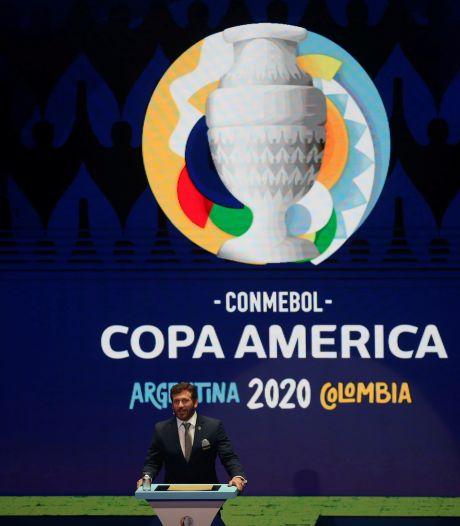 L'Argentine et la Colombie jettent l'éponge: la Copa América 2021 déplacée au Brésil