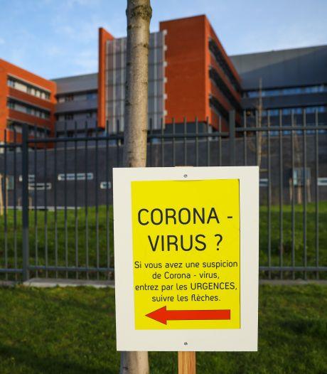 Des frottis annulés au CHU carolo, le nombre de patients Covid-19 explose à Charleroi
