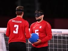 La Belgique éliminée en quarts de finale du tournoi de goalball