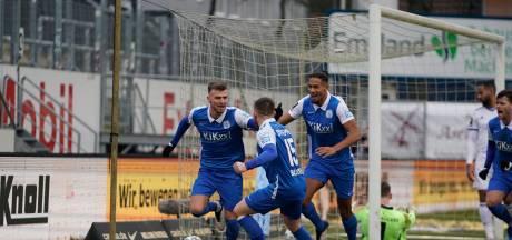 Boere debuteert bij SV Meppen met winst