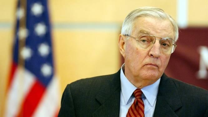 Voormalige Amerikaanse vicepresident Walter Mondale overleden