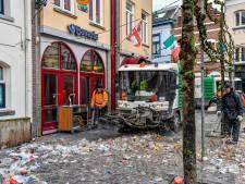 Straatbeeld: grote opruimactie in centrum Bergen op Zoom