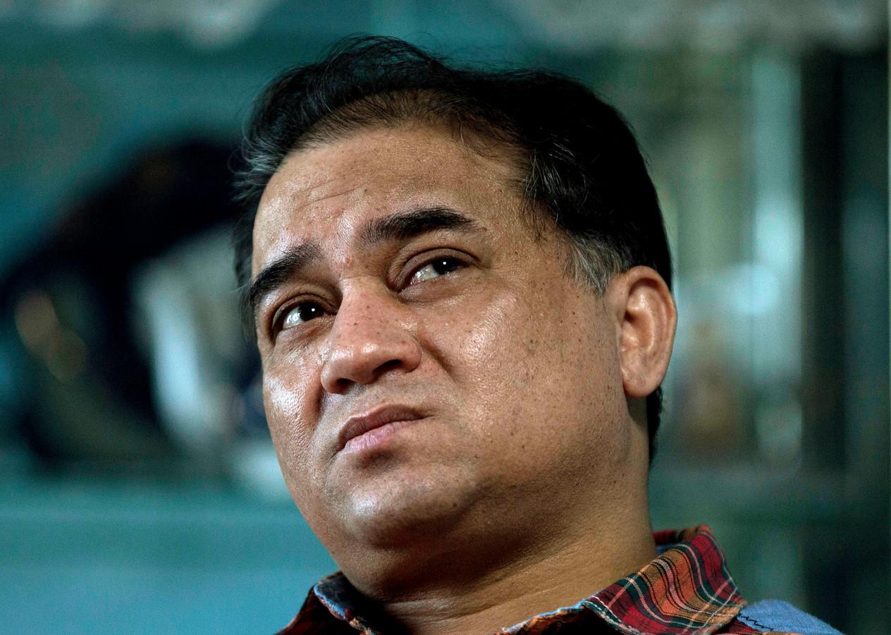 Ilham Tohti zit sinds 2014 een levenslange celstraf uit.