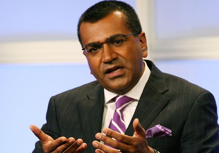 Martin Bashir. Beeld AFP
