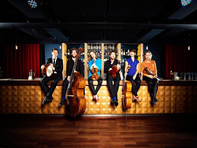 Fuse is het vaste ensemble van het programma Podium Witteman.