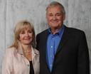 Ron Carey en zijn echtgenote
