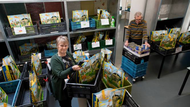 Actie supermarkten vult schappen van Voedselbank Rivierenland: 'Goed ontbijten is belangrijk'