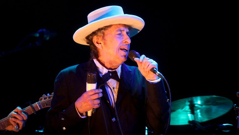 Bob Dylan. Beeld anp