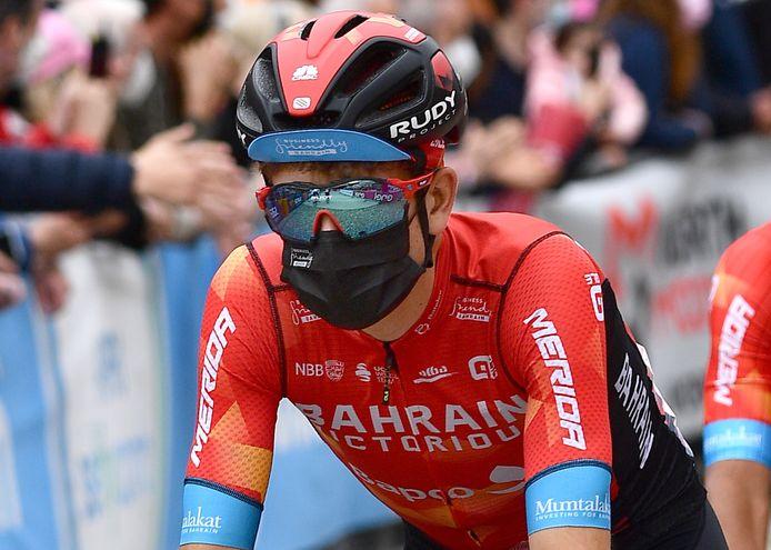 Jour de gloire pour Gino Mäder sur les routes du Giro.