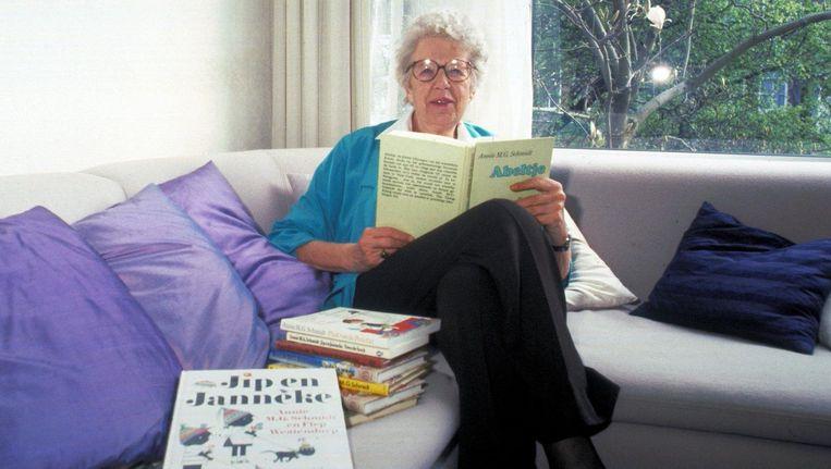 Annie M.G. Schmidt Beeld anp