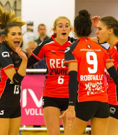 Iris Reinders komt terug naar Regio Zwolle Volleybal