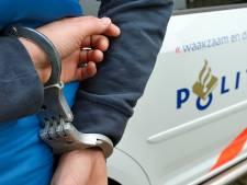Automobiliste die woning Hoorn binnenreed aangehouden, mogelijk onder invloed