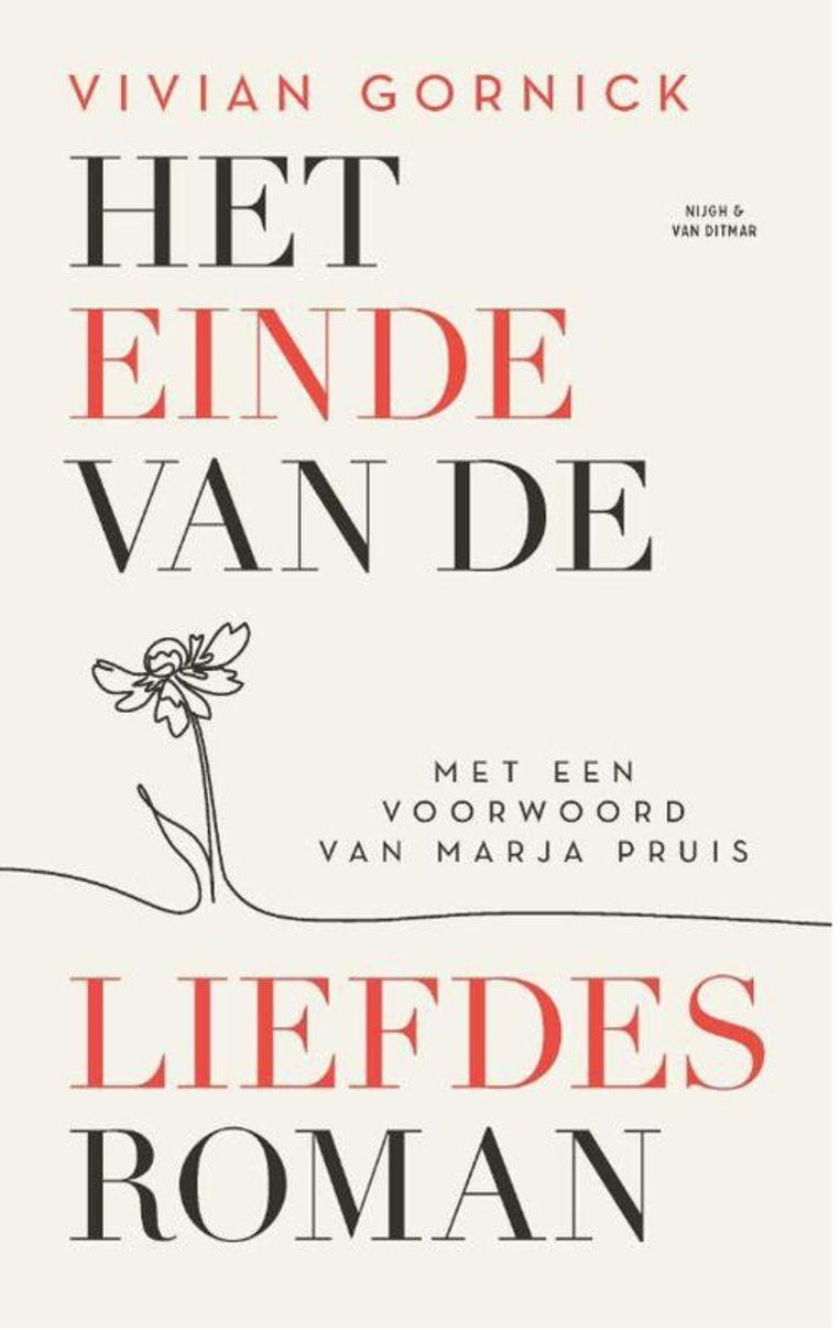 null Beeld Vivian Gornick, 'Het einde van de liefdesroman', Nijgh & Van Ditmar