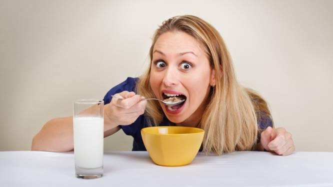 Vermijd deze vijf fouten bij het ontbijt