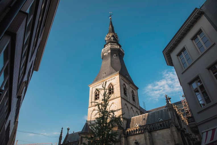 Kathedraal in Hasselt.