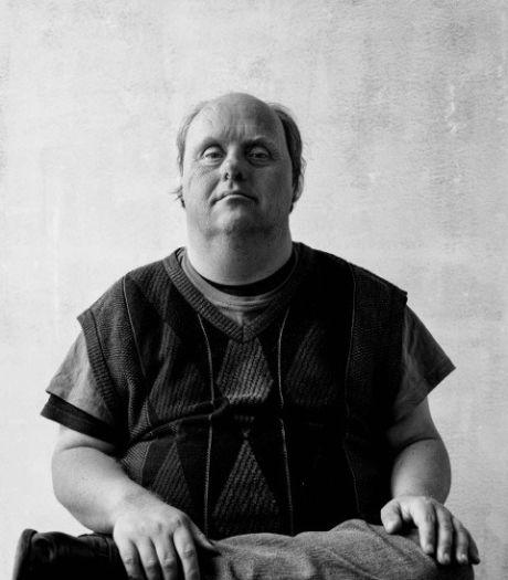 Rob vertaalde alles in vakjes, werk van deze Utrechtse kunstenaar met Down was over de hele wereld te zien