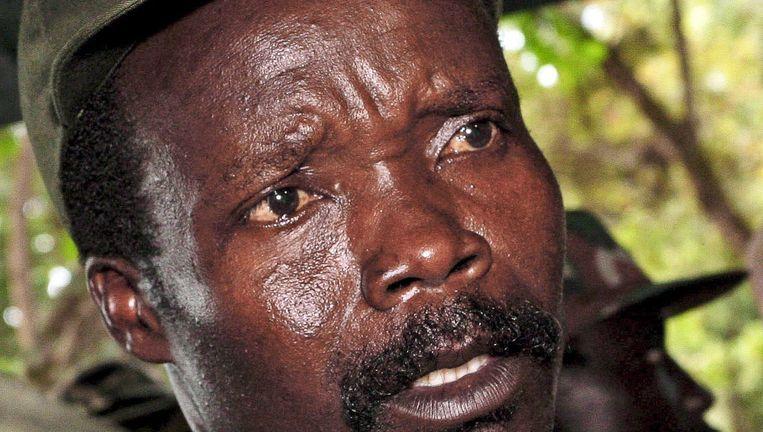 Kony. Beeld EPA