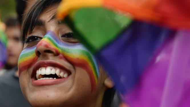 Historische beslissing in India: homoseksualiteit niet langer strafbaar