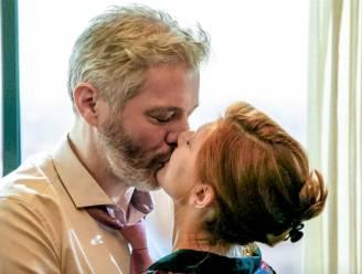 Deze week in 'Familie': het huwelijk tussen Veronique en Lars zorgt voor vonken en vuur