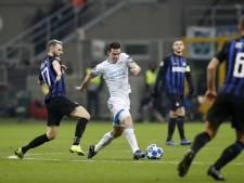 PSV pakt punt bij Inter en neemt met opgeheven hoofd afscheid in Europa