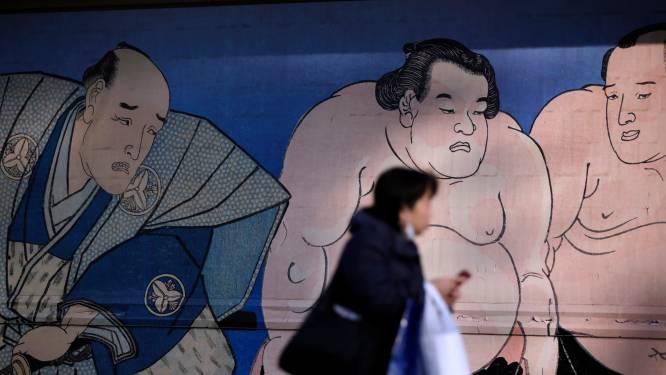 Ophef in Japan na overlijden van sumoworstelaar na zware val tijdens wedstrijd