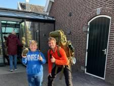 Boswachter Eddie loopt 3000 kilometer tegen Lyme: 'Mijn droom is een beer te ontmoeten'