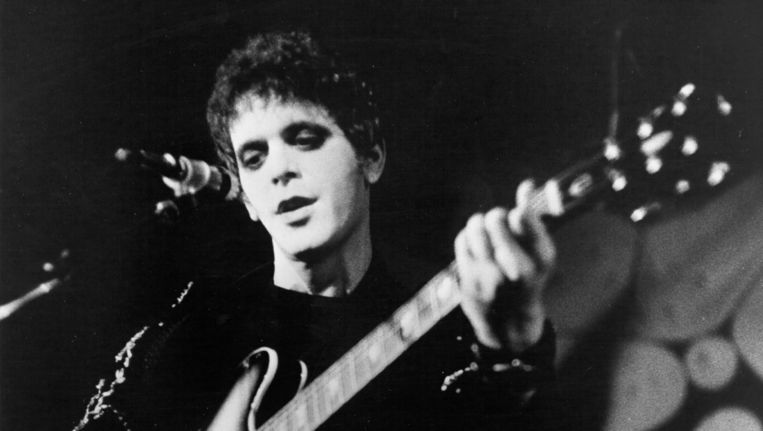 Lou Reed in 1970. Beeld GETTY