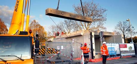 Nieuwe tunnel station Gorinchem gaat in mei de grond in, aannemer begint met voorbereidingen