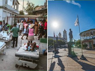 Twee uitersten op één eiland: het straatarme Haïti en de toeristische trekpleister de Dominicaanse Republiek