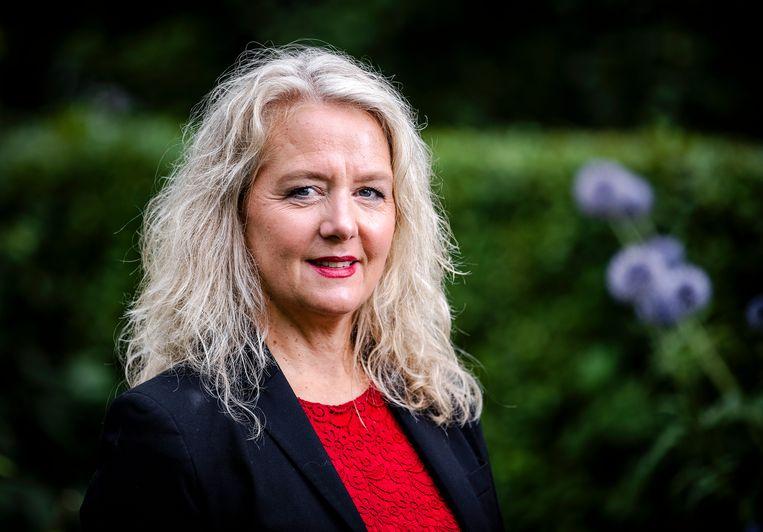 Esther-Mirjam Sent, de nieuwe partijvoorzitter van de PvdA. Beeld Hollandse Hoogte /  ANP