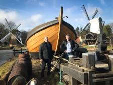 Unieke botter uit 1885 vindt thuishaven in Nederlands Openluchtmuseum
