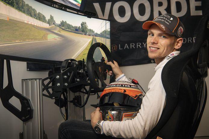 Larry ten Voorde ontbreekt tijdens de 24 uurs race van Daytona.