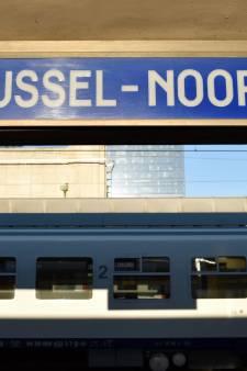 Canicule: des enfants victimes de malaise dans un train à Bruxelles-Nord