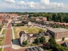Blijft het oude Welkooppand staan tussen alle nieuwe gebouwen in Steenwijk?