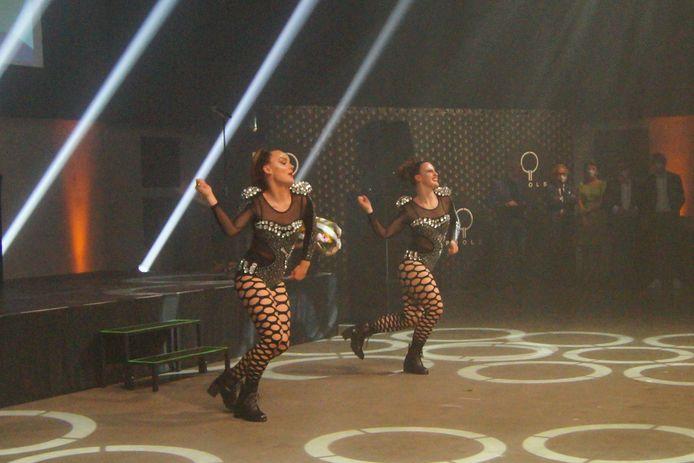 De Hypnosis Dance Academy zorgde voor wat animo