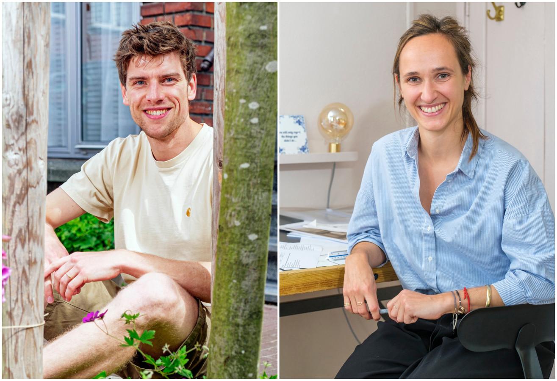 Pjotr en Leonie droomden altijd al van iets anders, door Bu-Time kregen ze de kans om eens te snuffelen aan een andere baan.
