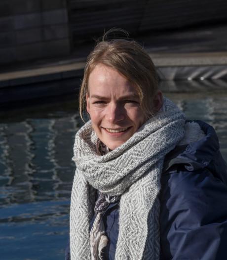 Thijsje Oenema: van schaatsen in Thialf naar rekenen bij Philips