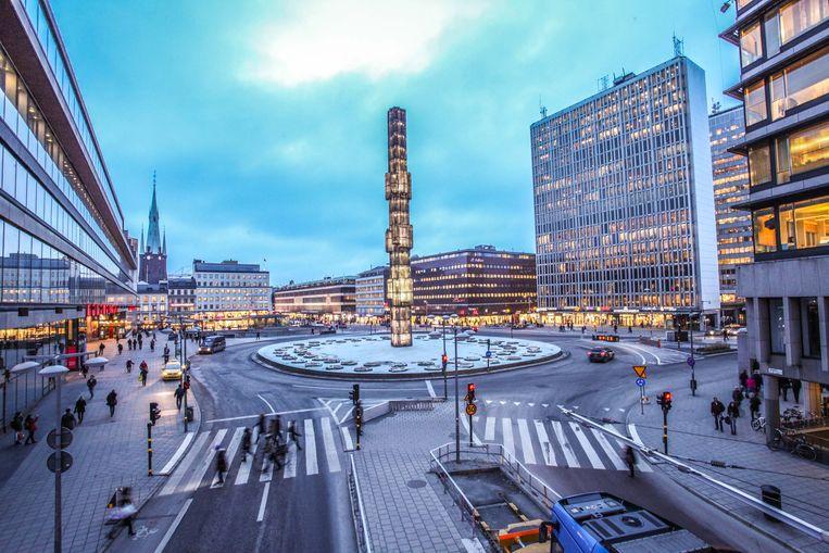 Stockholm.  Beeld Thinkstock