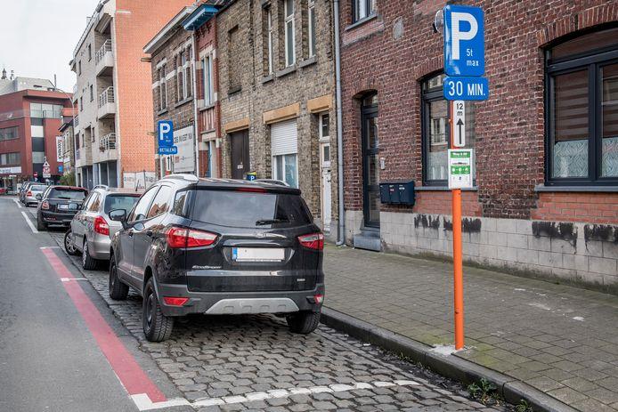 Roeselare krijgt er 77 Shop & Go parkeerplaatsen bij.