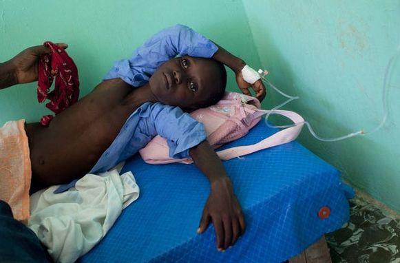 De voorbije 30 jaar is de kans op cholera-uitbraken wereldwijd met 10 procent gestegen.