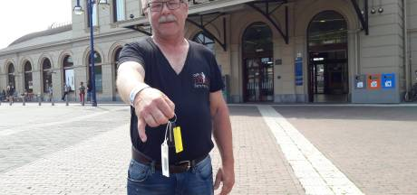 Jubileumvierdaagse eindigt voor Hardenberger abrupt door hermetisch afgesloten auto