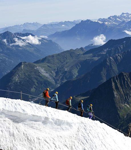 Un alpiniste italien meurt dans le massif du Mont-Blanc