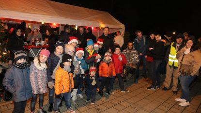 Kerstnocturne in de Merellaan