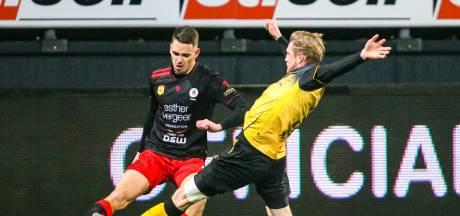 Excelsior krijgt voetballes van Roda JC en kan al bijna een streep zetten door play-offs