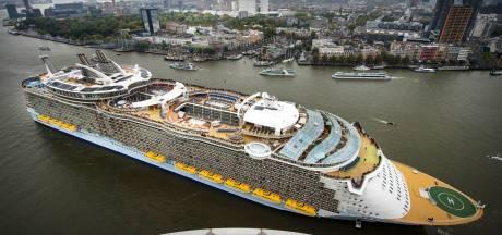 Cruiseschepen mijden Nederland als de pest