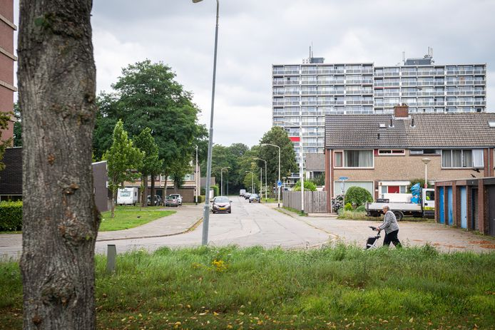 Breda - Pix4Profs/René Schotanus. Impressie van de wijk Heusdenhout in Breda. De Grote Houw.